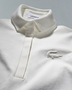 Polo shirt selected by Evian Resort