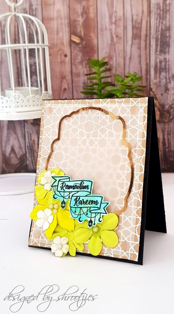 Introducing PPS clear Stamps + Heat Embossing Techniques ...