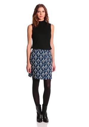 6828127037fa84 Clothing at Tesco   F&F Diamond Jacquard Mini Skirt > skirts > New In >  Women