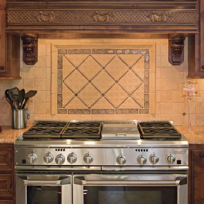 Kitchen Makeover Rich With Detail Kitchen Backsplash Designs