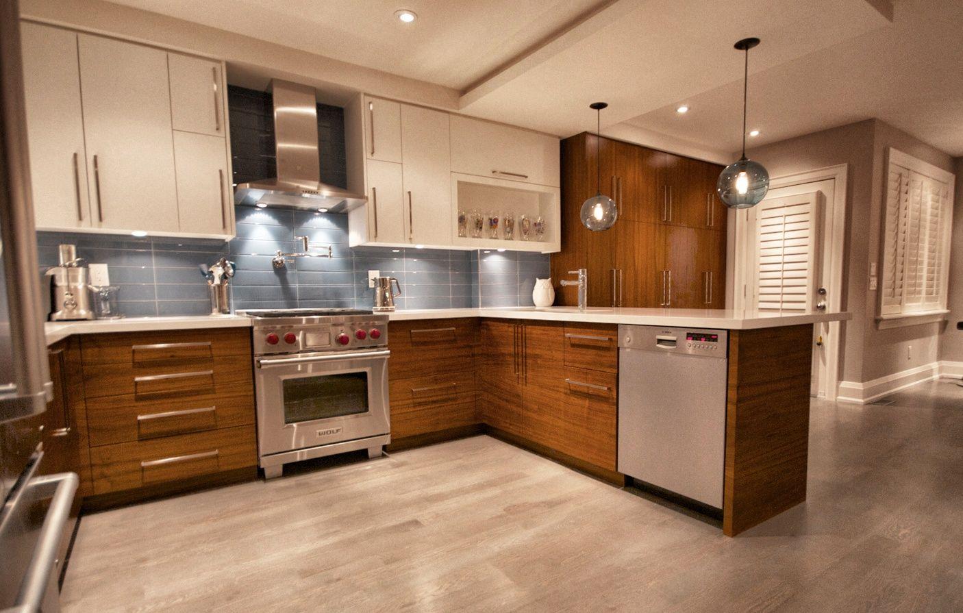 glass pendant lighting over kitchen peninsula home pinterest