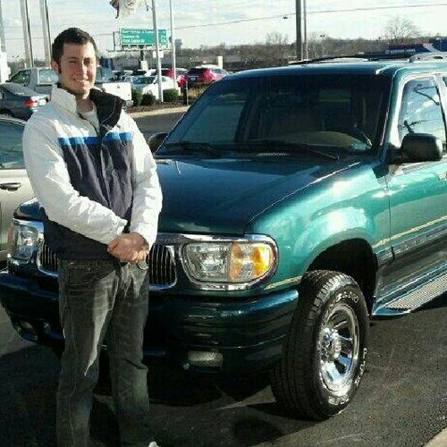 Blake I really enjoyed working with you and your family.   Enjoy your Mercury Mountaineer.  Use it in good health :)  Www.TalkingCarsWithJay.com