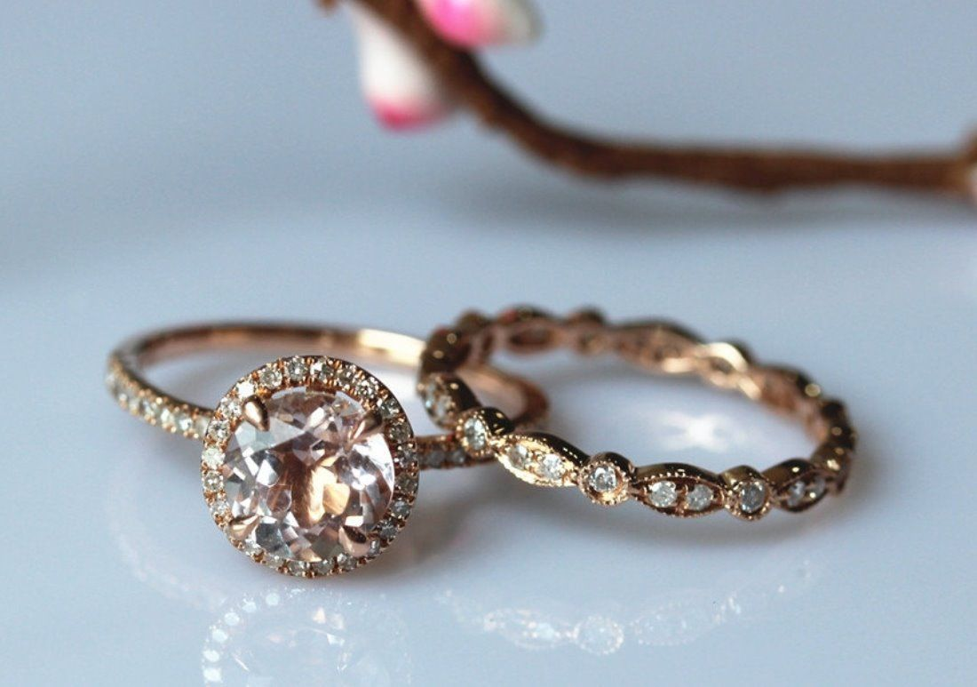 Find Your Perfect Vintage Wedding Ring On Etsy
