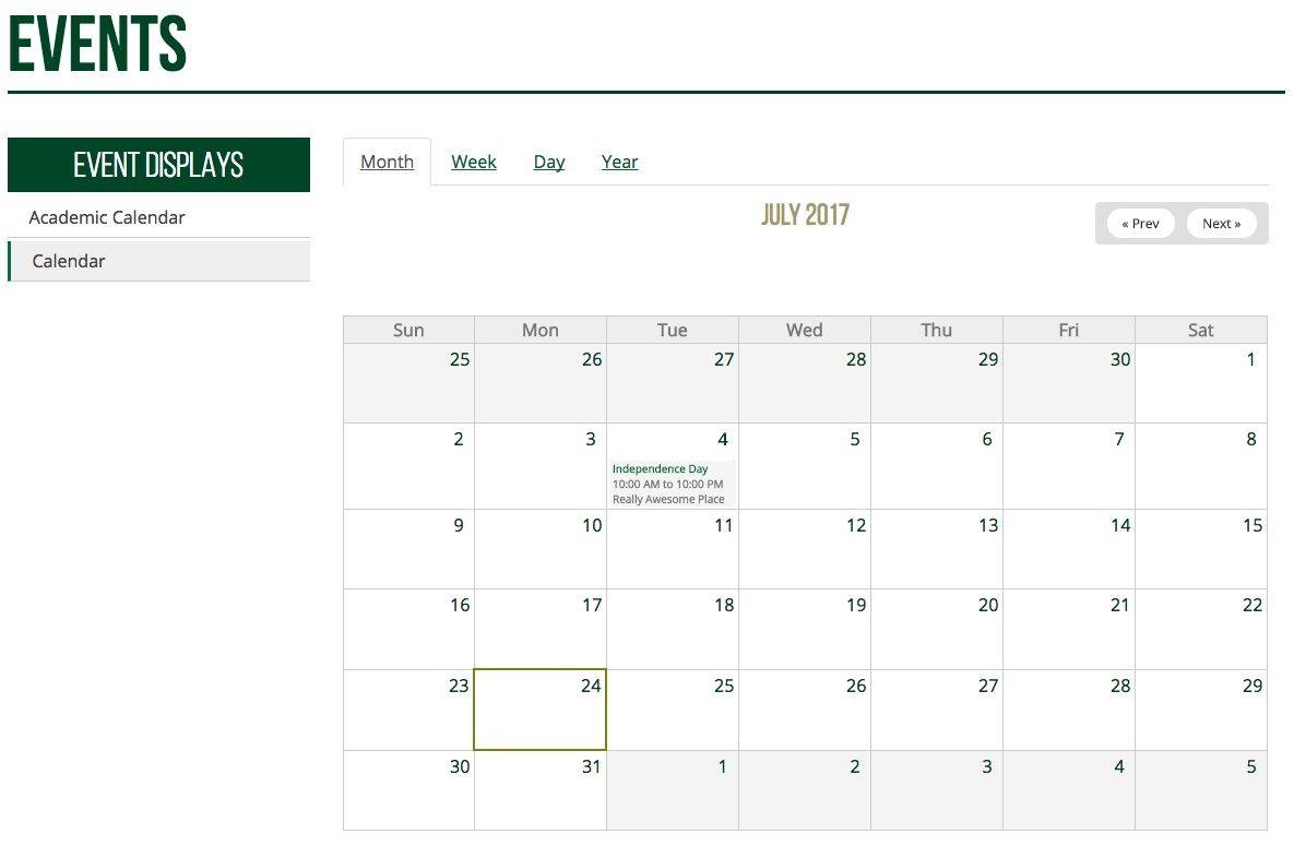 5 Year Calendar Uncc | 5 year calendar, Printable calendar 2020