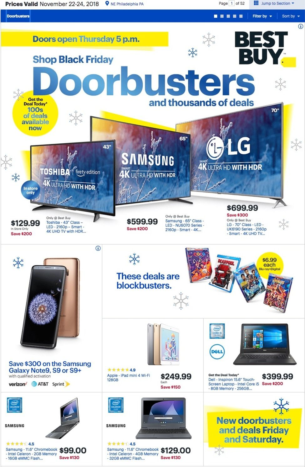 Babybear S Freebies Sweeps And More Best Buy 2108 Black Friday Ad Cool Things To Buy Amazon Black Friday Black Friday Ads
