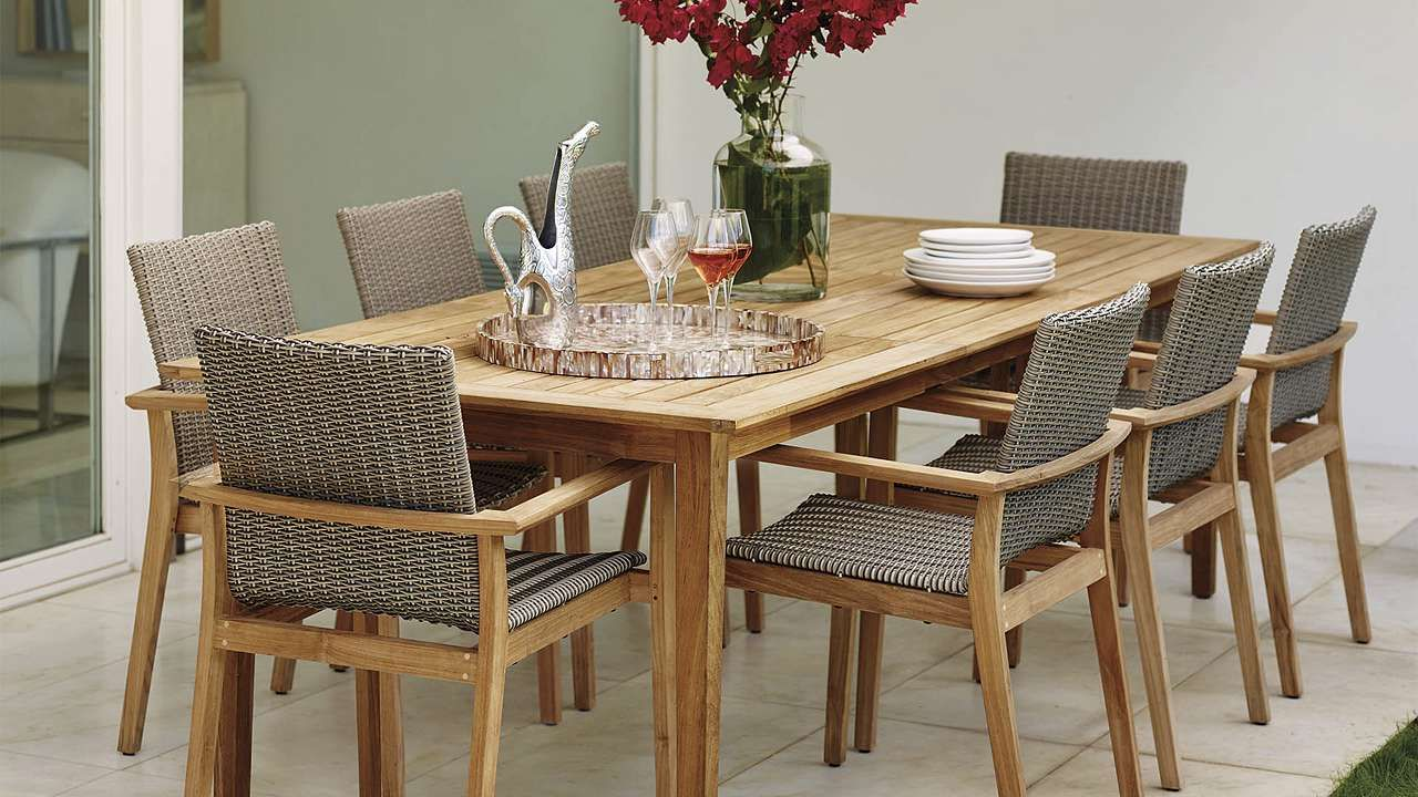 Savona 7 Pc Dining Set Furniture Outdoor Dining Furniture