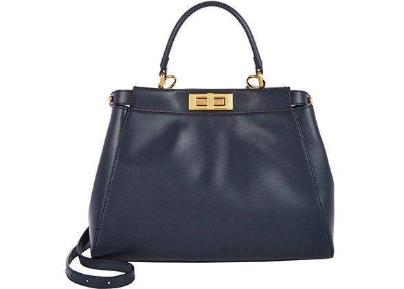 peekaboo bag, $3,350, fendi, barneys.com