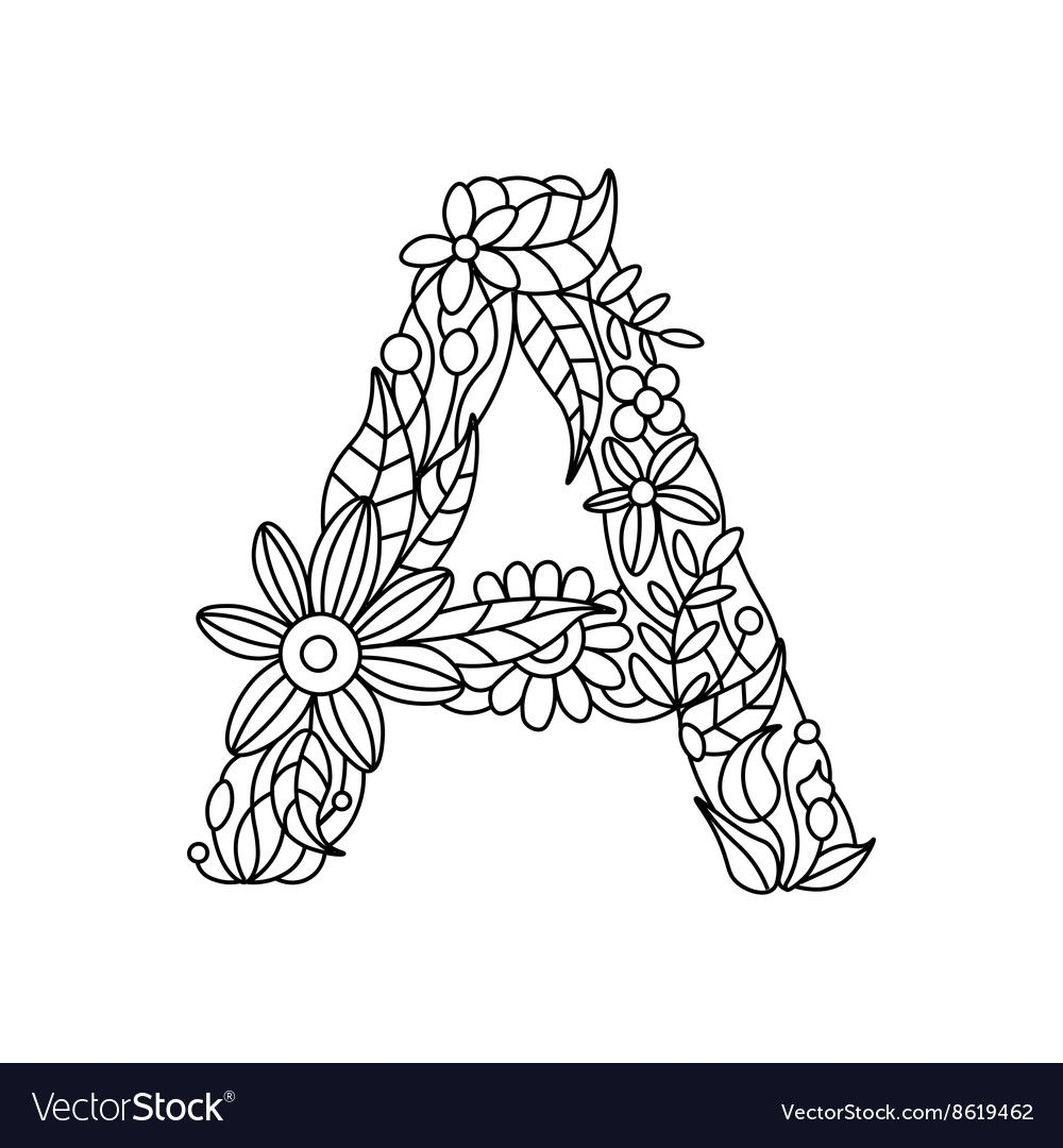 Free adult letters