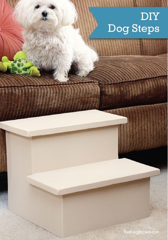 Elegant Step Stool for Pets