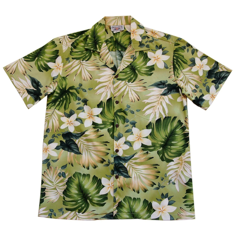 fecf54db Amazon Green Hawaiian Cotton Aloha Sport Shirt #jesussandals #sandal  #palihawaii #flipflop #jesussandal #jesus