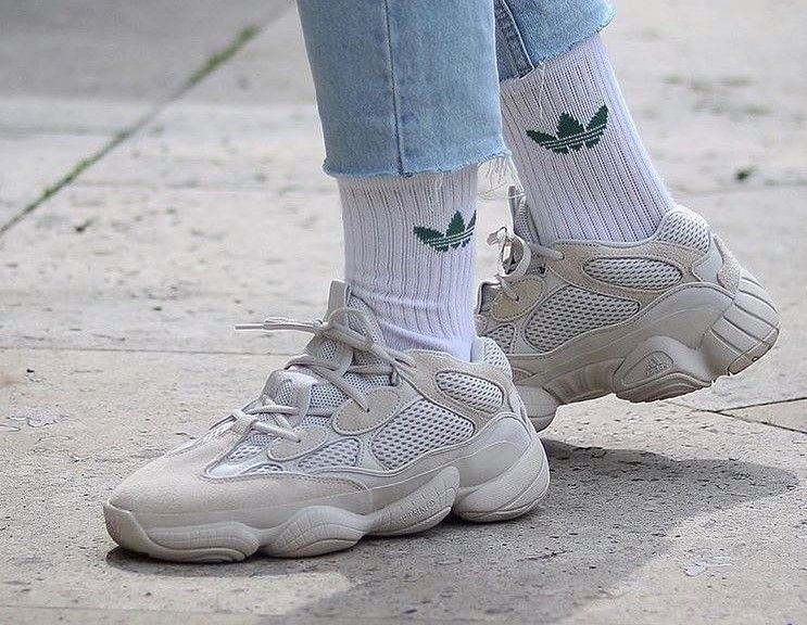 newest 3ff21 11979 5 Ways To Style The Yeezy 500 Blush Desert Rat | Trigger ...