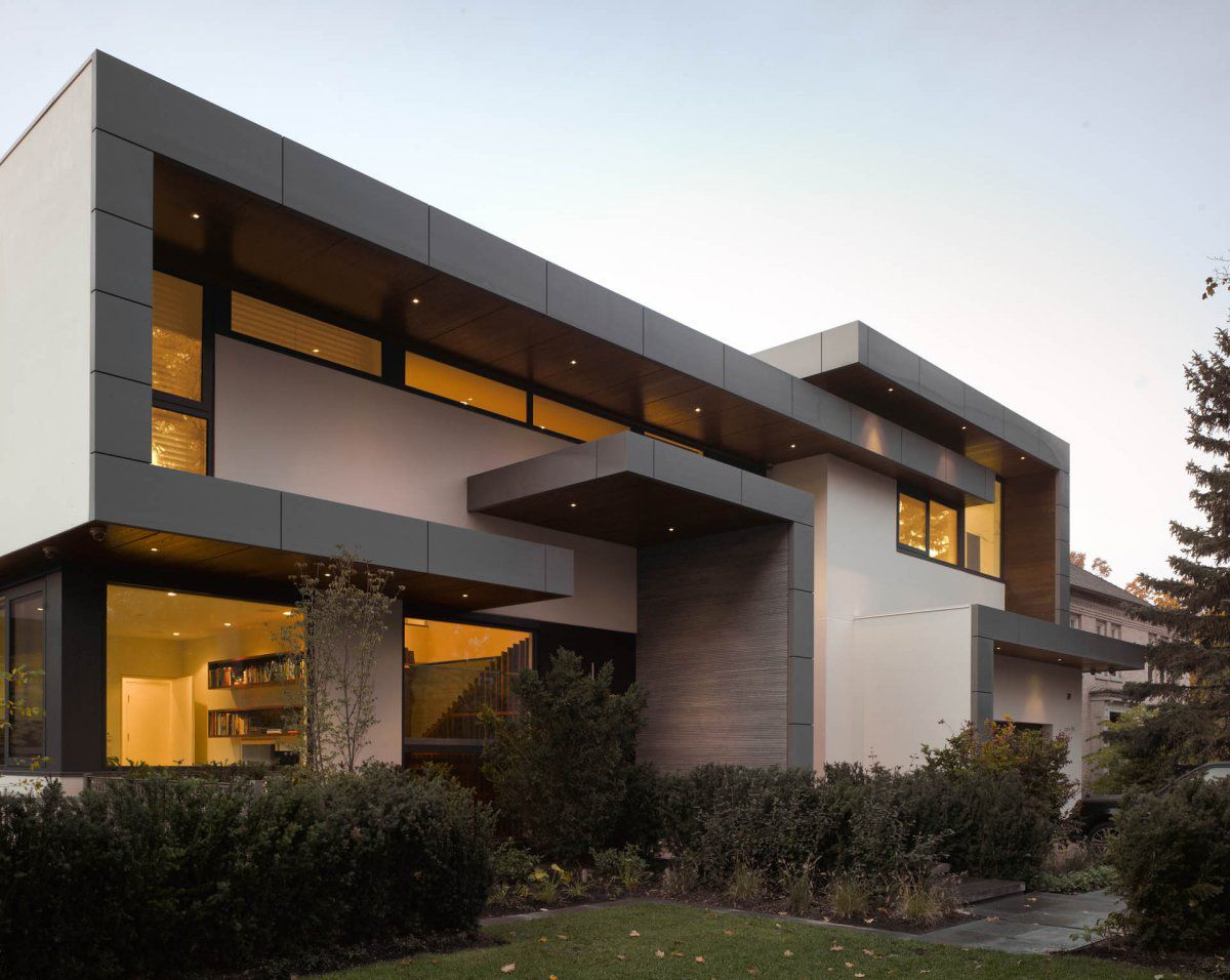 Modern Home Images 25 best ideas about modern homes on pinterest modern house design modern home design and modern houses Architecture Impressive Modern Home In Toronto Canada
