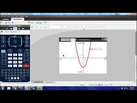TI-Nspire CX Review/TI-Nspire CX CAS Review | Phillips