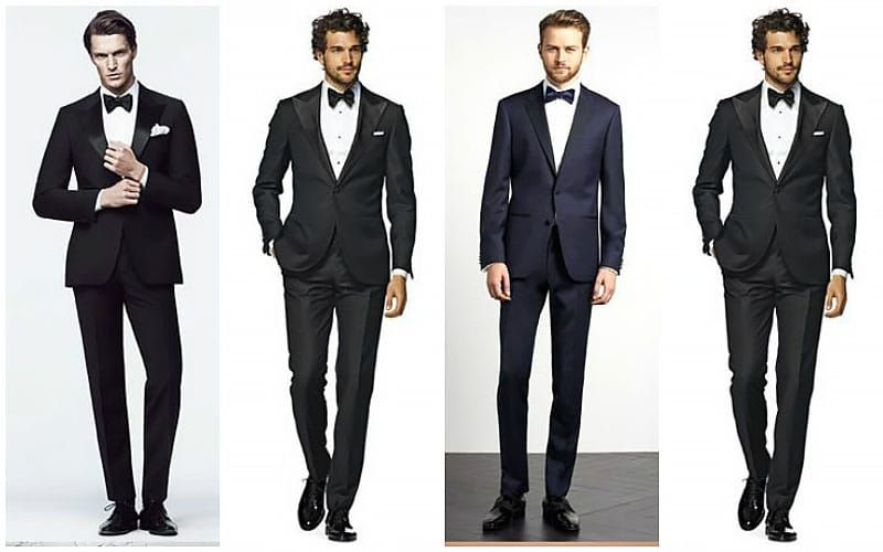 Formal attire black tie wedding pnsk mda tuxedos pinterest explore black tie wedding wedding attire and more junglespirit Choice Image