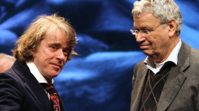 Helge Schneider erhält Karl-Valentin-Preis Zwei Eimer Farbe für den Philosophen