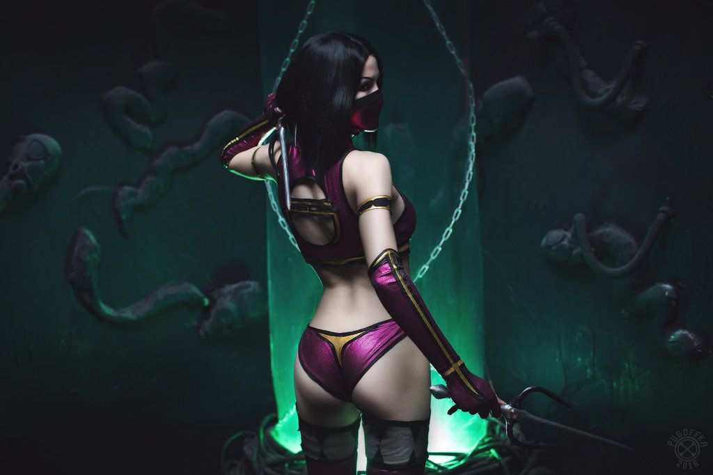 Mileena Mortal Kombat 9 Cosplay By Asherwarrdeviantart -1331