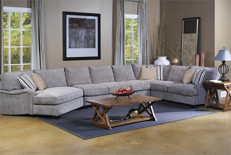 The living room is one of the most important areas in your house for a great hosting experience. Fairmont Designs Calcutta Sectional Las Vegas Furniture ...