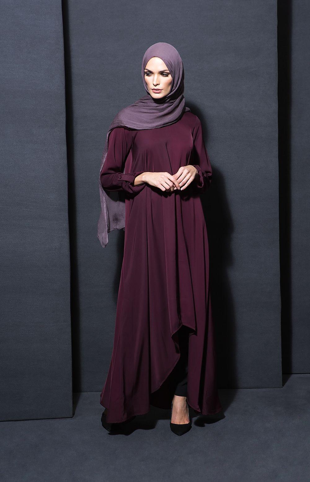 Pin von Zainab Mohamed auf Abaya / Hijab / Kaftan / Turban   Pinterest