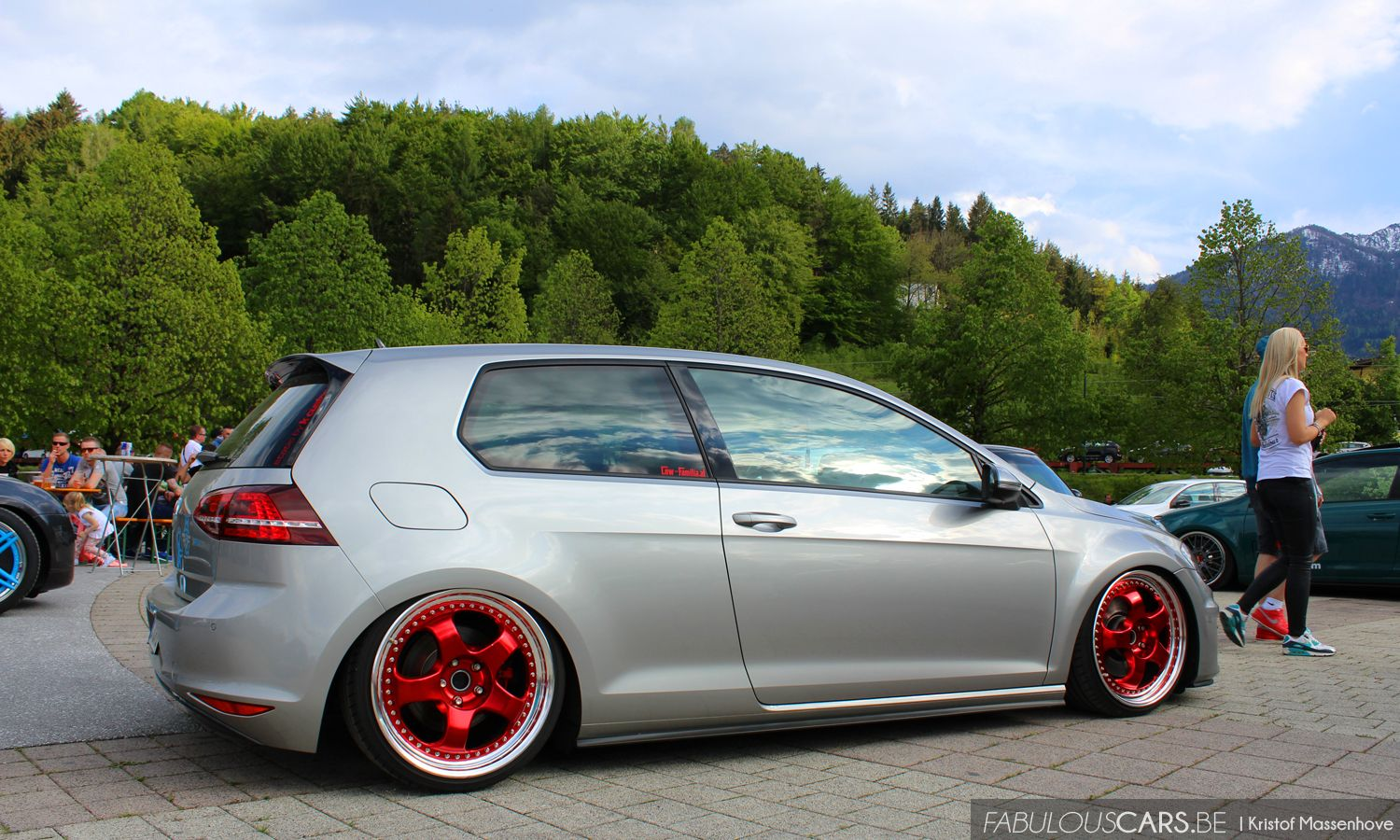 Vw golf r mk6 cars one love - Cars W Rthersee Tour 2016 How Deep M G One Love By Fabulouscars Be