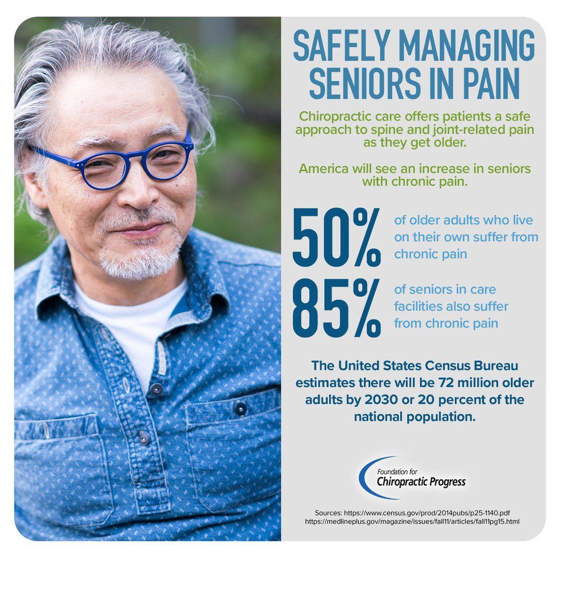 Chiropractic Care for Seniors Van Nuys Medicare Patients