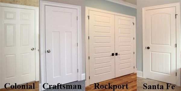 Style Guide Photos Of Interior Doors With Name And Description Nc