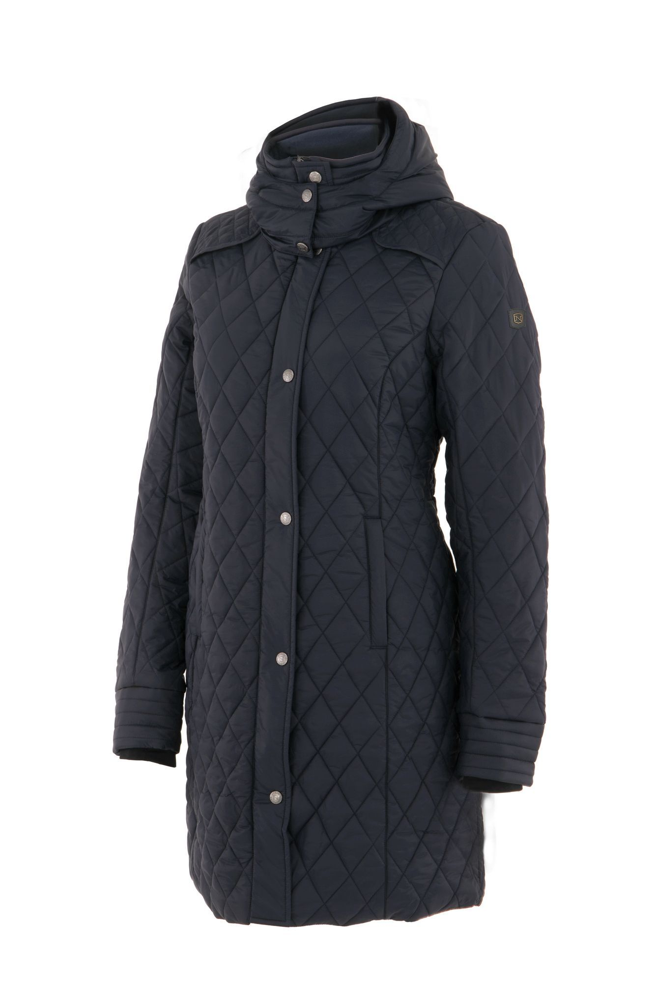 Quilted Coat Quilted Coat Outerwear Women Waterproof Parka [ 2000 x 1333 Pixel ]