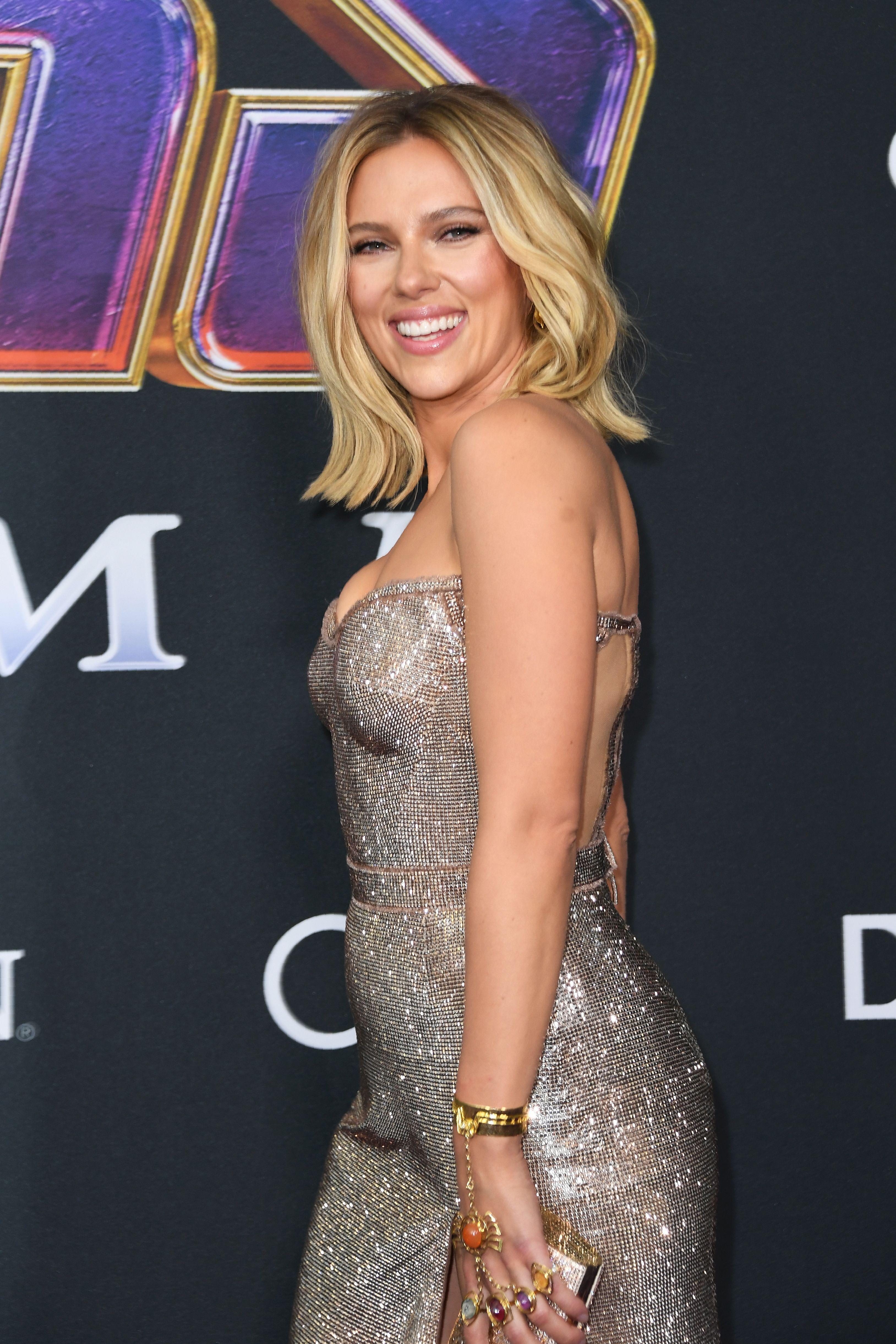 Scarlett Johansson At The Avengers Endgame Premiere Photo Credits Getty Images Scarlett Johansson Scarlett Scarlet Johansson