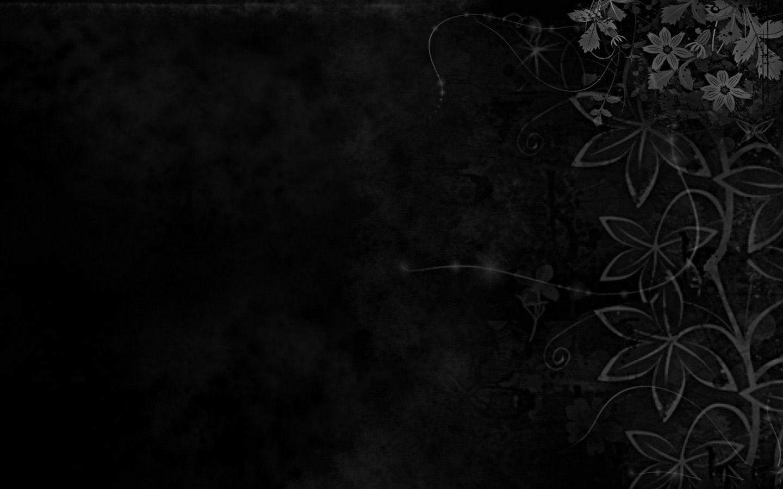 Background Ppt Dark Floral Dark Black Wallpaper Black Background Wallpaper Black Hd Wallpaper