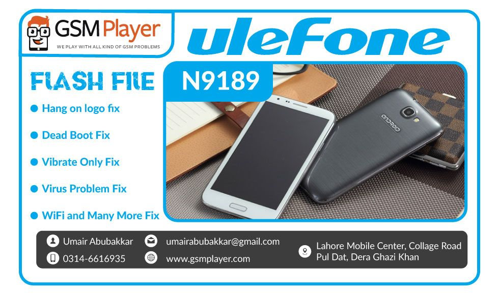 Ulefone N9189 Mt6589 Android 4 2 1 Firmware With Images