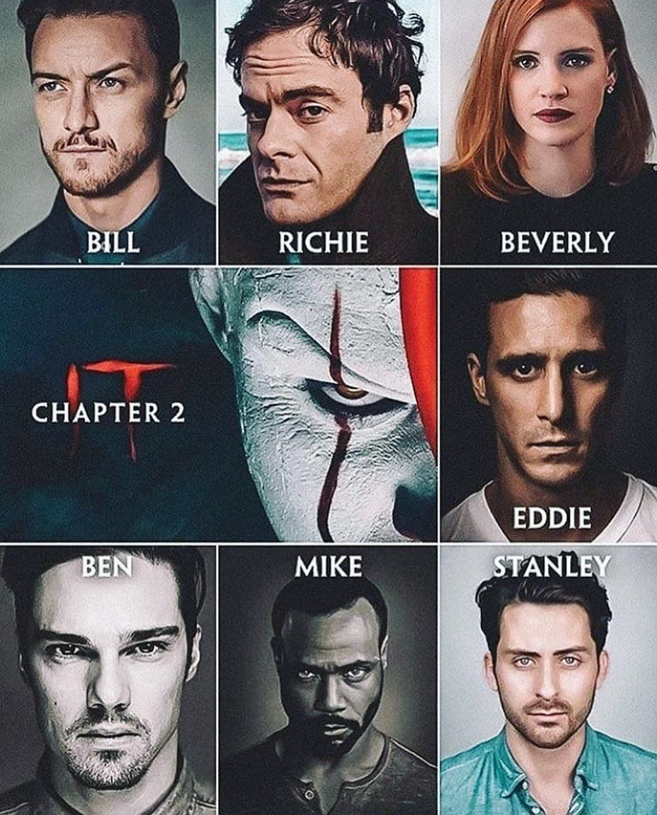 It Chapter Two Tag Your Friends Follow Itsmoviesmomentous Tag A Friend Like It Movie Cast Pennywise The Clown Pennywise The Dancing Clown