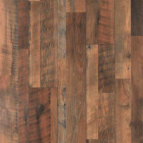 River Road Oak Textured Laminate Floor Medium Oak Wood Finish 8mm