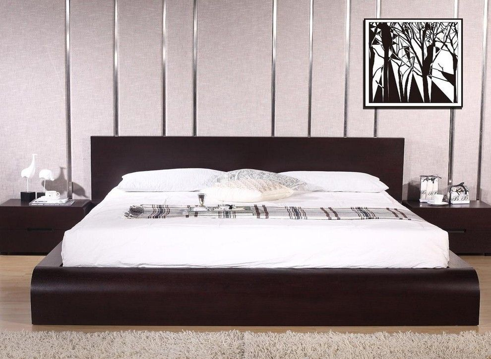 Weng Platform Bed King Beds And Headboards King Size