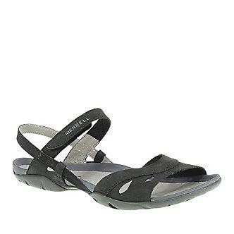 Merrell Women's Flicker Wrap Strappy Sandals (FootSmart.com)