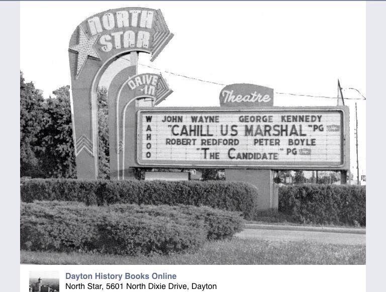 North Star Drive Inn Northridge Dayton Ohio