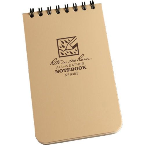 16e9a4be14b5 Details about Rite In The Rain Waterproof Writing Tactical Notepad 3 ...