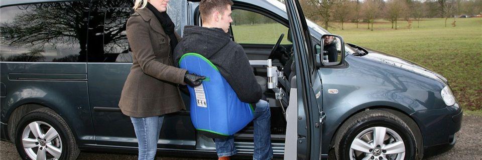 Pin on handicap vehicles