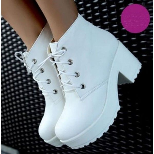 4b3cf9e105bb8 Boots ❤ liked on Polyvore featuring shoes and boots | My Style ...