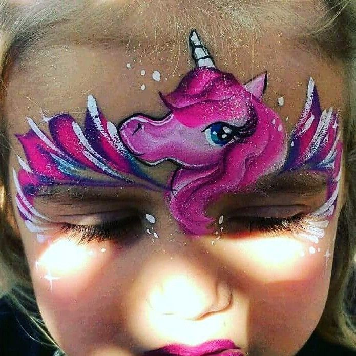 Pin by We Like to Party San Diego on face painter and face