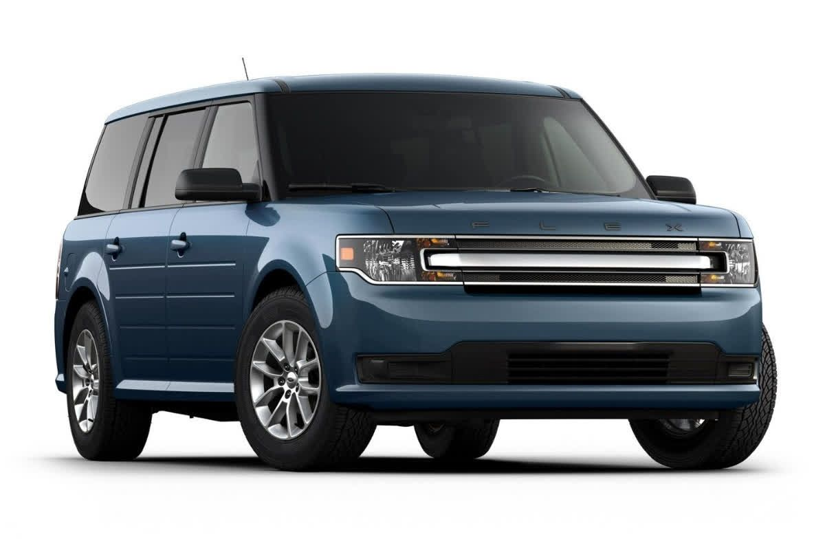 The 3 Row Ford Flex With Its Practical Sense And Planning Can Be