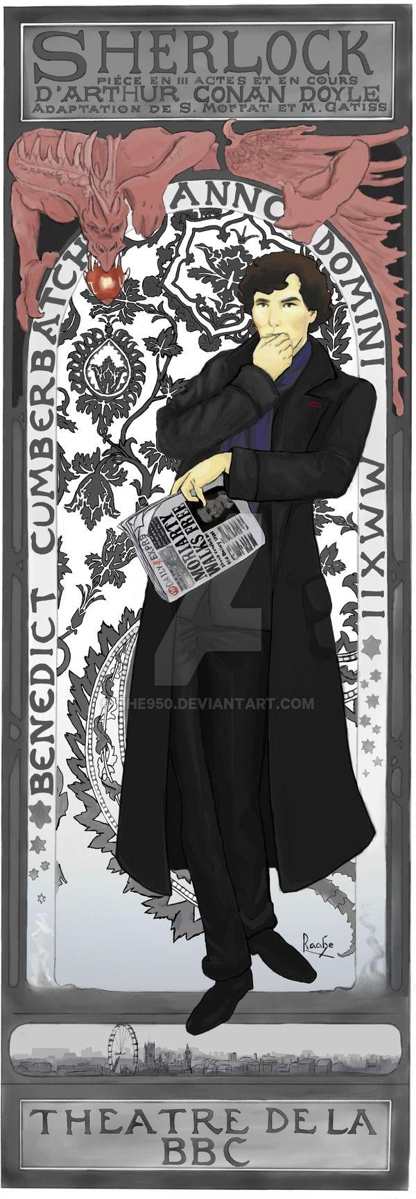 Sherlock de Lorenzaccio by the950.deviantart.com on @DeviantArt