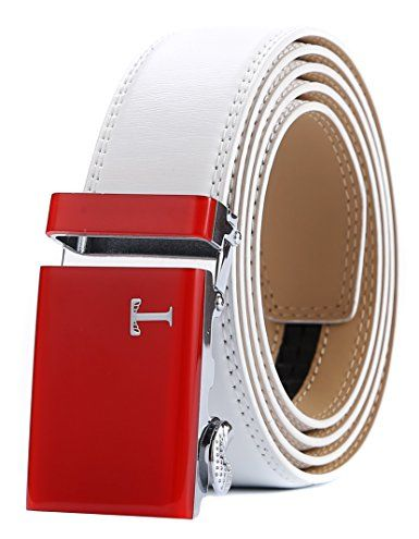 Tonywell Belt for Men Genuine Leather Belts New Style US