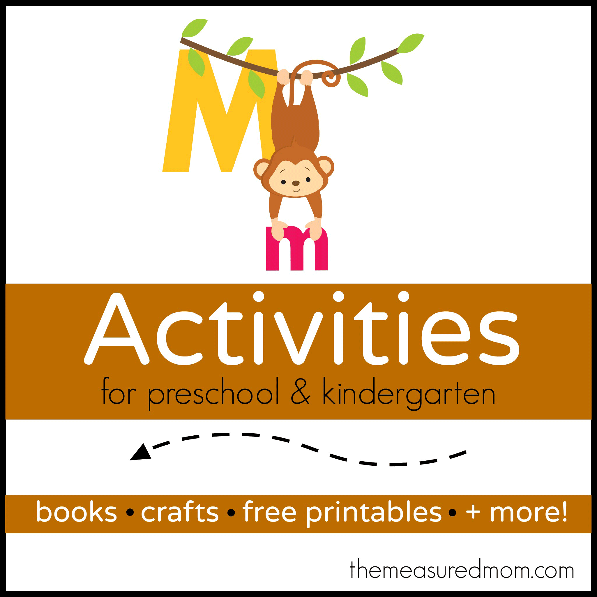 Letter M Crafts For Preschoolers