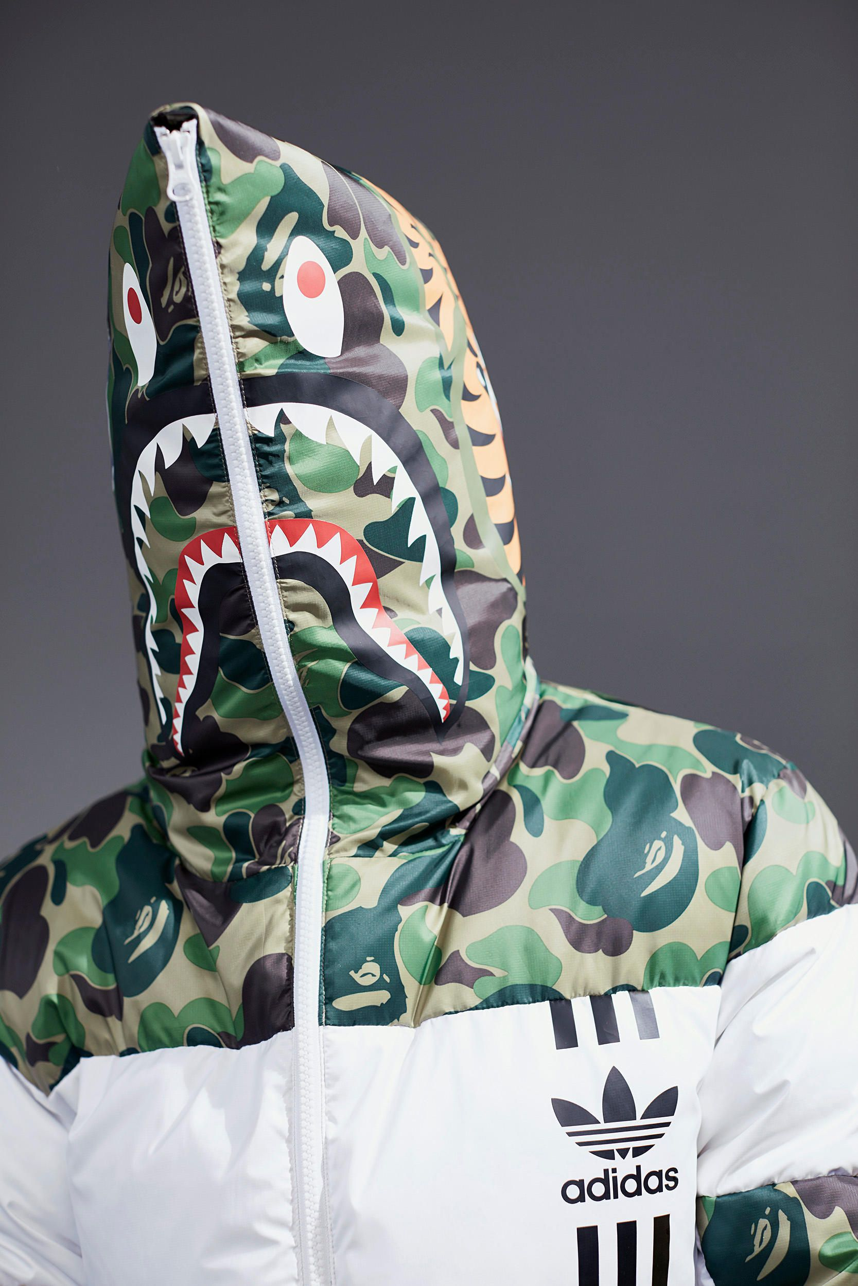 adidas Originals Unveils Fall Winter 2016 Collaboration With A BATHING APE  - Freshness Mag 78fc723640a2c