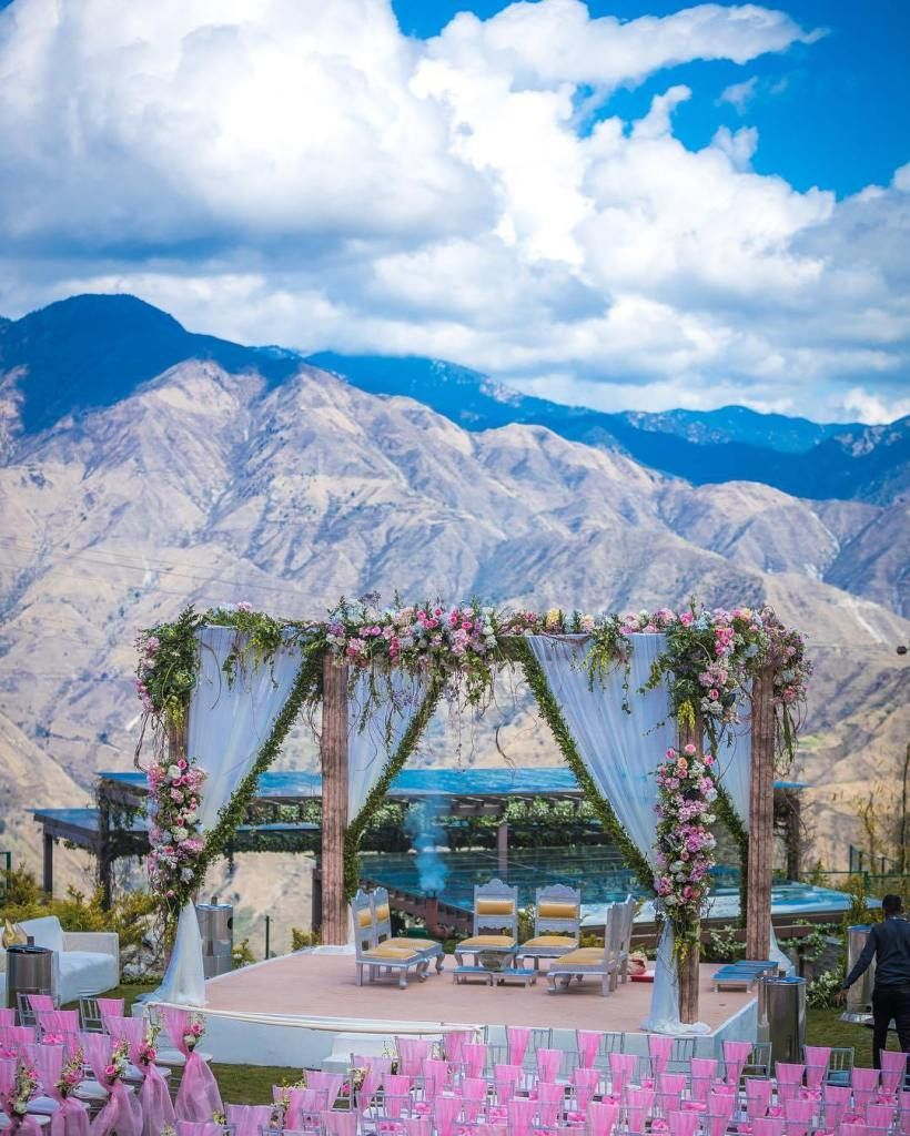 Image result for Mussoorie wedding destination
