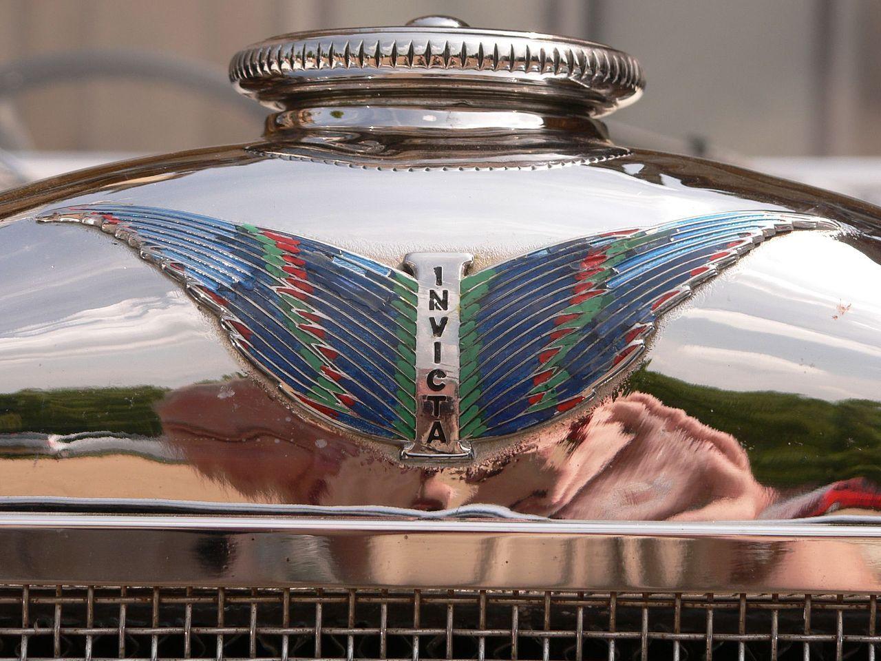 Pin On Invicta And Standard English Automobiles