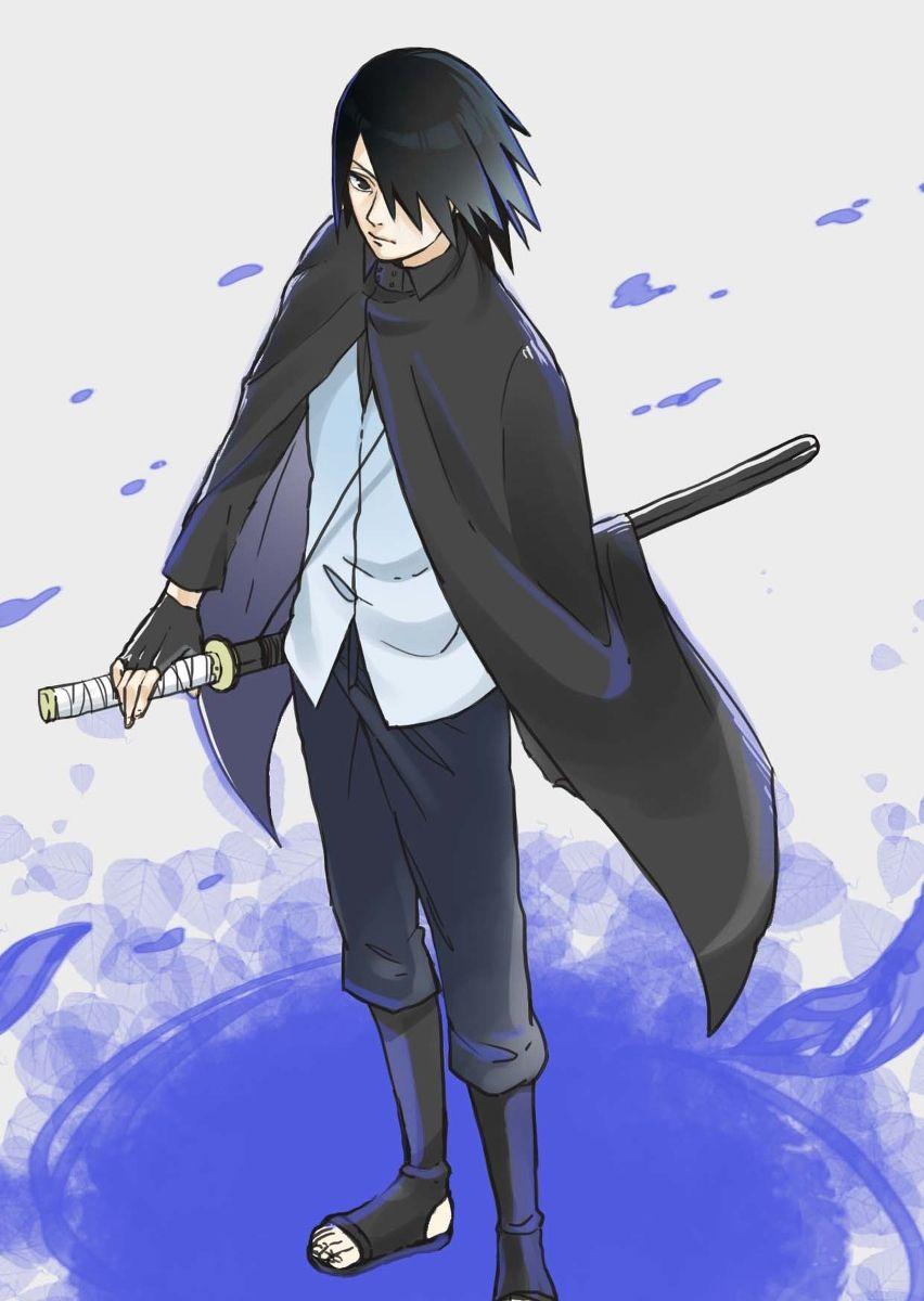 Sasuke Dessin Manga Manga Japonais Et Naruto Shippuden