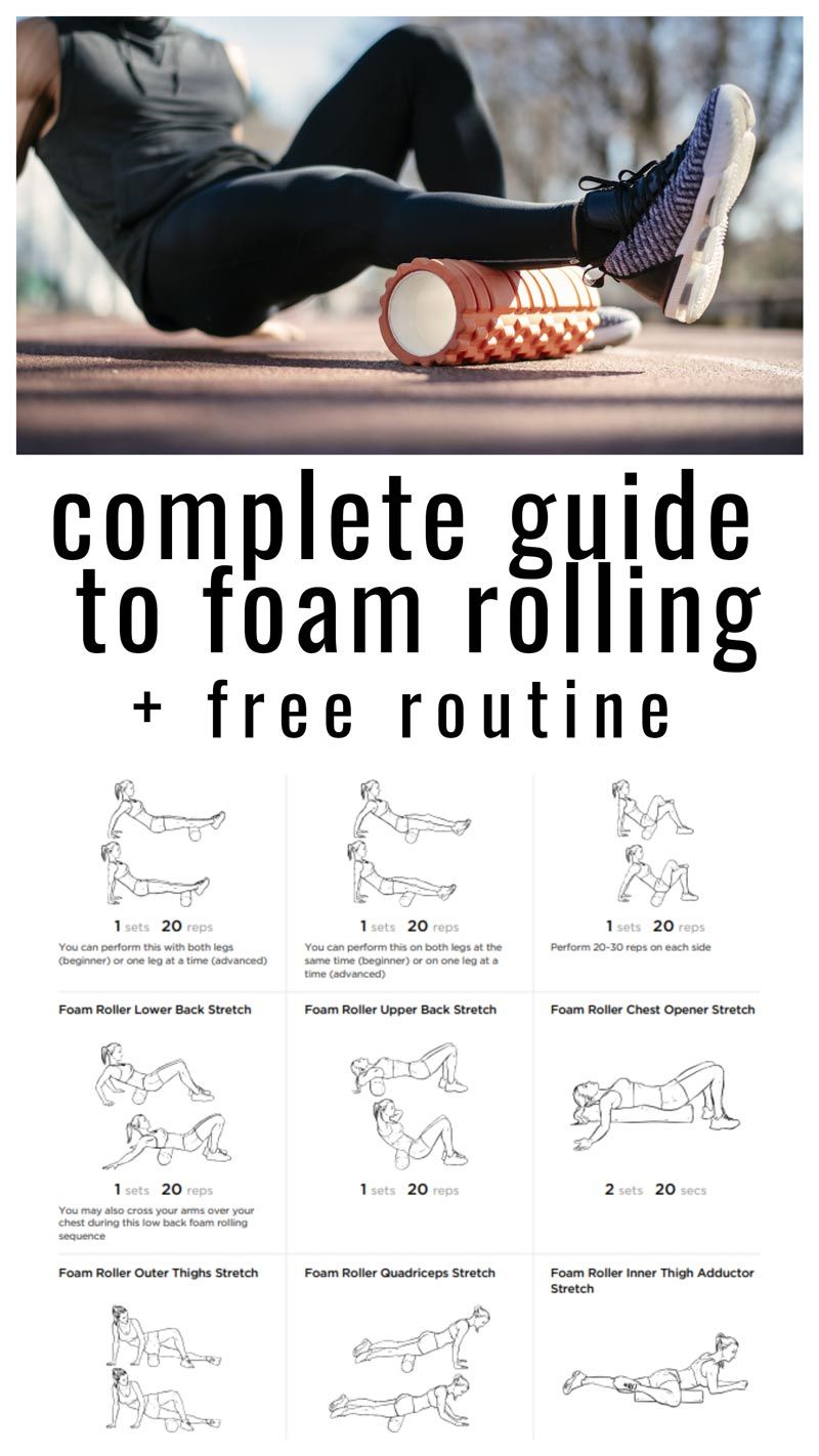 Want to improve your range of motion, athletic performance, and reduce muscle soreness after workout...
