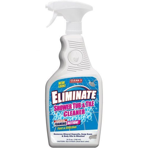 Eliminate Shower Tub Tile Cleaner By Unelko 7 99 Unique