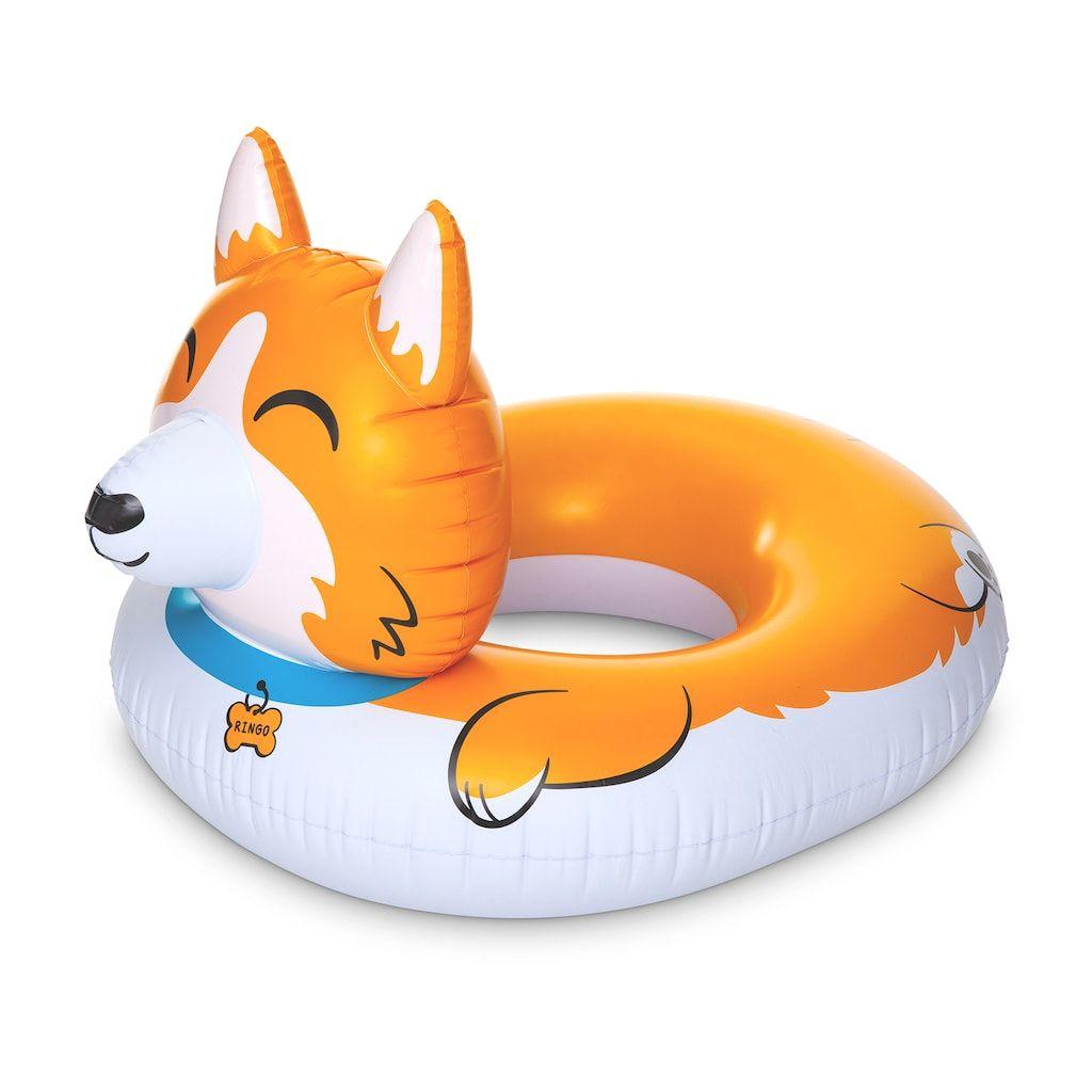 Bigmouth Inc Corgi Pool Float Cool Pool Floats Pool Toys Pool