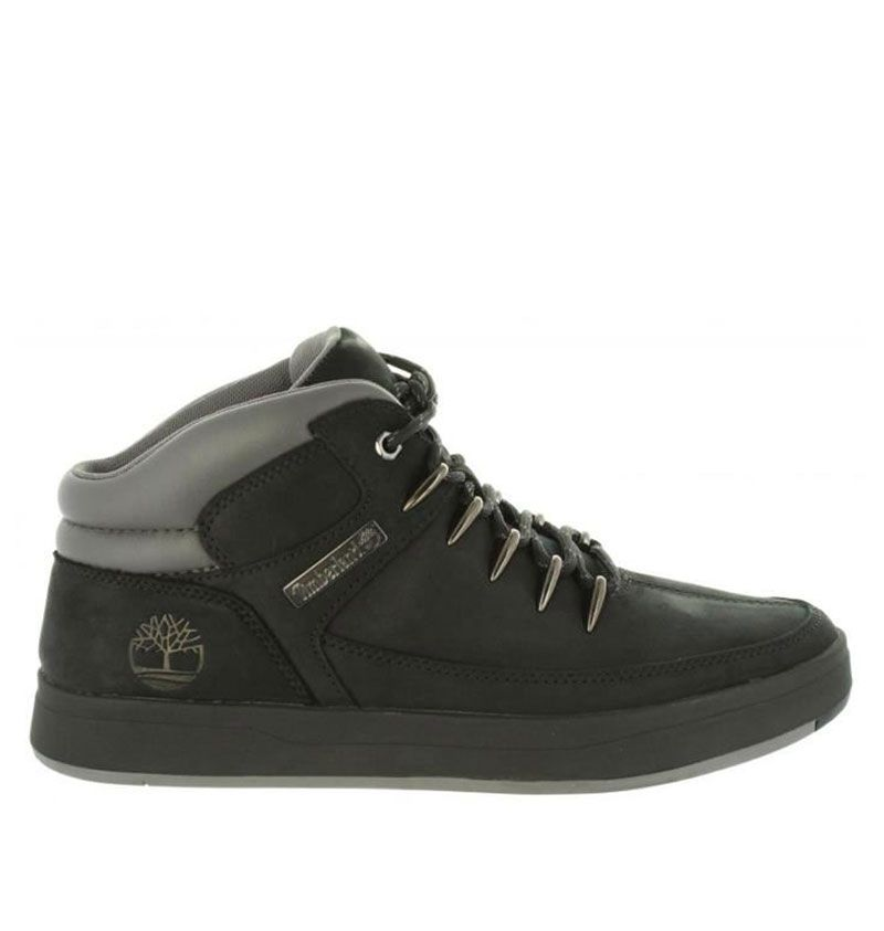 chaussures homme timberland noir